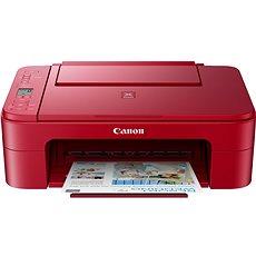 Canon tiskárna PIXMA TS3352 červený