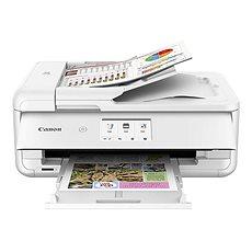 Canon tiskárna PIXMA TS9551C bílá - Skvělé recenze