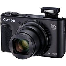 Fotoaparát Canon PowerShot SX740 HS černý