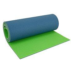Karimatka Campgo 180x50x1,0 cm dvouvrstvá PE zelená-modrá - Hvězda srovnání