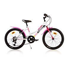Spolehlivost 99% - Dino Bikes 20 white