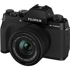 Fujifilm X-T200 Nejprodávanější