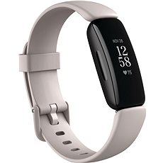 Náramek Fitbit Inspire 2 - Lunar White/Black