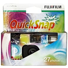Fujifilm QuickSnap duhový 400/27 Nejprodávanější
