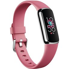 Fitbit Luxe - Orchid/Platinum Stainless Steel