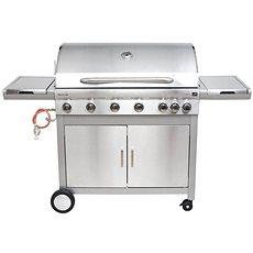 Spolehlivost 99% - G21 gril Mexico BBQ Premium line