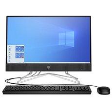PC HP 22-df0002nc Black