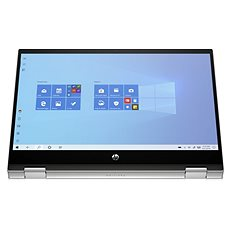 HP notebook Pavilion x360 14-dw0901nc Natural Silver