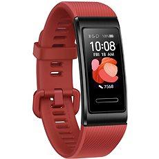 Náramek Huawei Band 4 Pro Cinnabar Red - Perfektní hodnocení