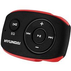Přehrávač Hyundai MP 312 8GB černo-červený