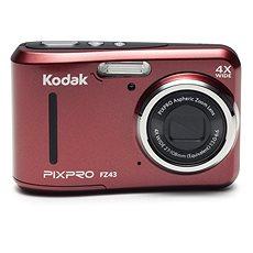 Kodak FriendlyZoom FZ43 červený