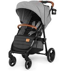 Kočárek Kinderkraft Grande 2020 grey
