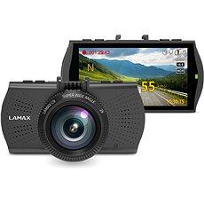 LAMAX kamera C9 GPS 2K (s detekcí radarů)