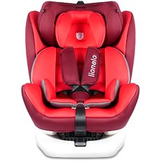 LIONELO BASTIAAN Isofix 0–36 Kg Red - Skvělé recenze