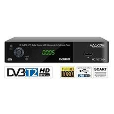 Mascom settopbox MC720T2 HD DVB-T2 H.265/HEVC