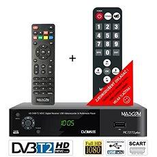 Mascom MC721T2 plus HD DVB-T2 H.265/HEVC Nejprodávanější