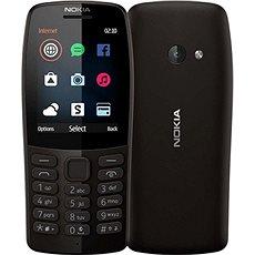Nokia 210 černá