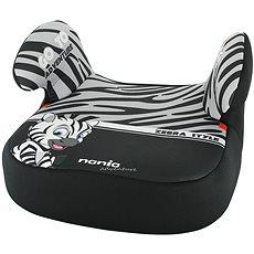 Autosedačka NANIA Dream Adventure Zebre 15–36 Kg - Výborné zkušenosti