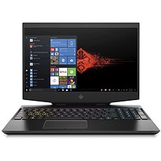 Notebook OMEN by HP 15-dh0110nc Shadow Black