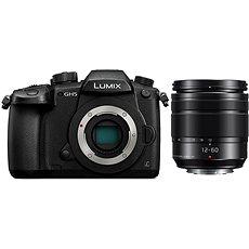Panasonic fotoaparát LUMIX DC-GH5