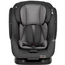 Autosedačka Petite&Mars Prime II ISOFIX Grey 9–36 kg