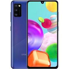 Mobilní telefon Samsung Galaxy A41 modrá - Výborné zkušenosti