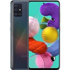 Mobilní telefon Samsung Galaxy A51 černá