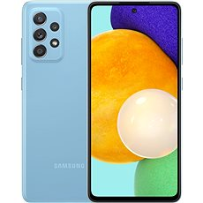 Samsung Galaxy A52 modrá