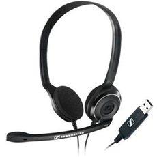 Spolehlivost 99% - Sennheiser sluchátka PC 8 USB