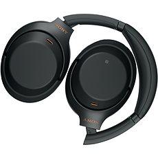 Sony Hi-Res WH-1000XM3, černá, model 2018