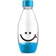 SodaStream Lahev dětská 0.5l Smajlík modrá