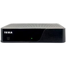 TESLA HYbbRID TV T200 přijímač T2 HEVC H.265 s HbbTV