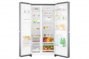 Chladnička Americká lednice LG GSB760PZXZ