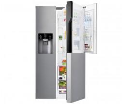 Chladnička Americká lednice s technologií Door in Door LG GSJ361DIDV - Hvězda srovnání