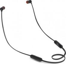 Bezdrátová sluchátka JBL T110BT, černá