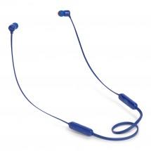 Bezdrátová sluchátka JBL T110BT, modrá - Perfektní hodnocení