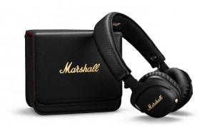 Bezdrátová sluchátka Marshall Mid A.N.C., černá