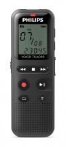 Spolehlivost % - Diktafon Philips DVT1150