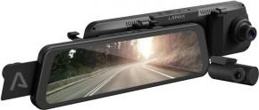 Duální kamera do auta Lamax S9 Dual GPS, WiFi, FullHD, WDR, 150° - Hvězda srovnání