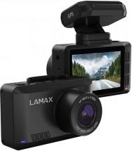 Kamera do auta Lamax T10 GPS, 4K, WiFi, WDR, 170° Nejprodávanější