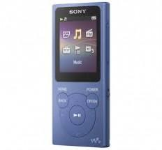 MP3 přehrávač Sony NW-E394 8 GB, modrý - Perfektní hodnocení