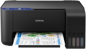 Multifunkční inkoustová tiskárna Epson L3111, tank