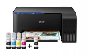 Multifunkční inkoustová tiskárna Epson EcoTank L3151 barevná Nejprodávanější