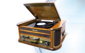 Retro gramofon Roadstar HIF-1899TUMPK Nejprodávanější