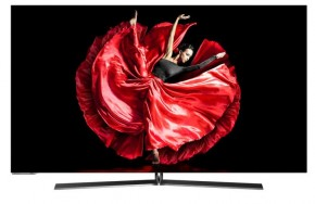 """Smart televize Hisense H55O8B (2019) / 55"""" (138 cm) - Perfektní hodnocení"""