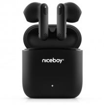 True Wireless sluchátka Niceboy Hive Beans, černá Nejprodávanější