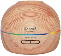 Zvlhčovač vzduchu Concept Perfect Air Wood ZV1005 Nejprodávanější