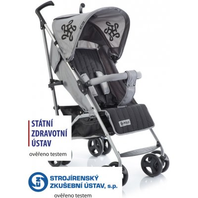 Babypoint Polo Gray 2019